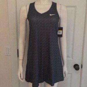 Nike A-Line Racerback Tennis Dress, NWT!